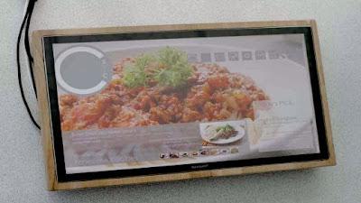 Интерактивная разделочная доска-планшет