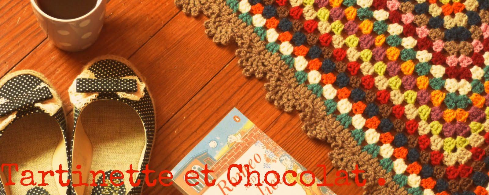 Tartinette Et Chocolat