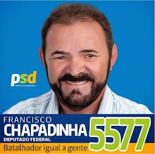 CHAPADINHA É DA GENTE!
