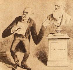 Domingo F. Sarmiento y Charles Darwin