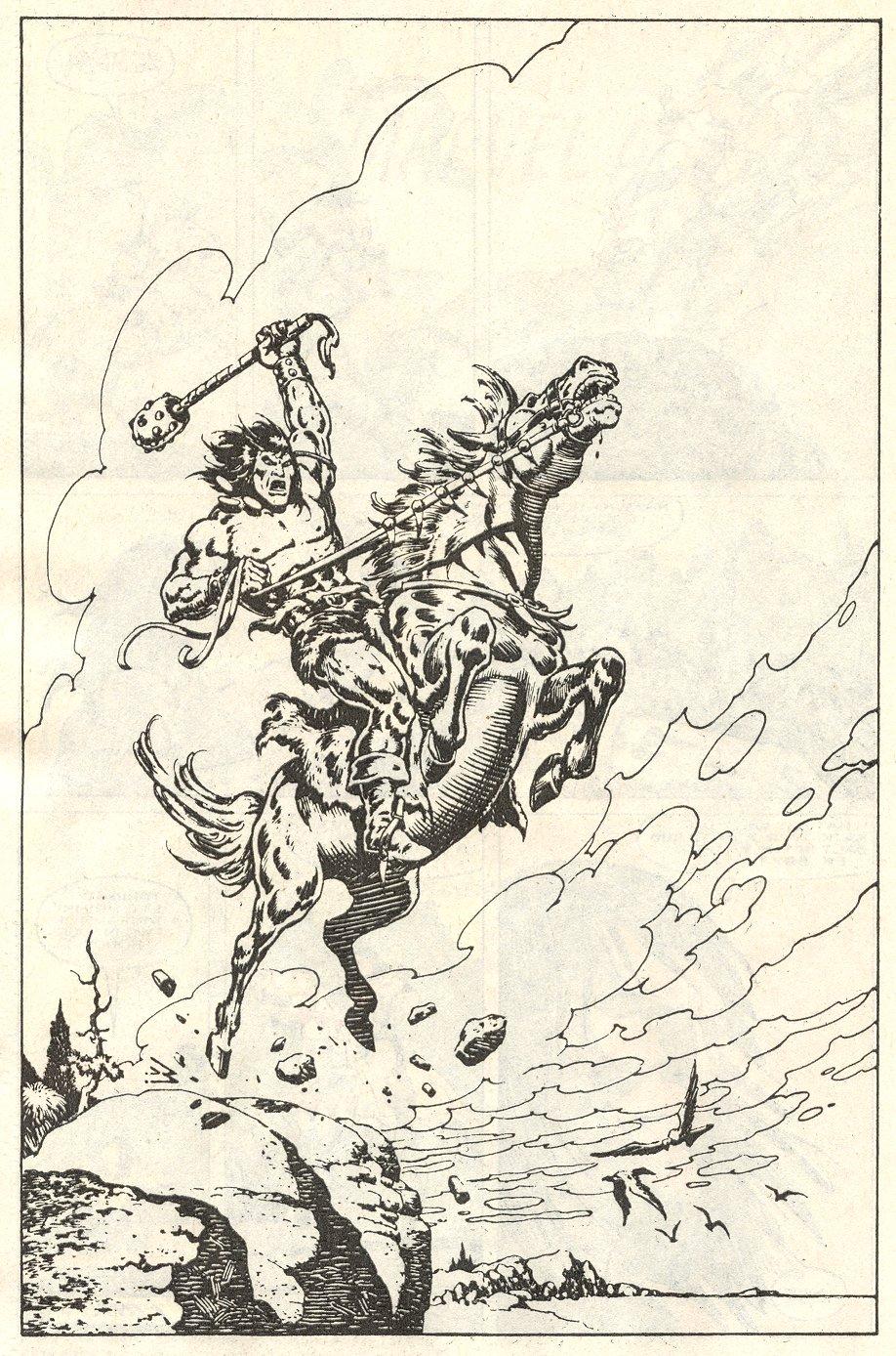 Conan the Barbarian (1970) Issue #219 #231 - English 24