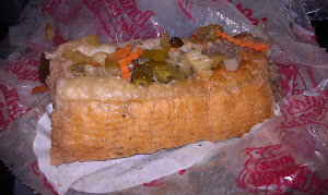 Portillo&#39;s Beef Sandwich!