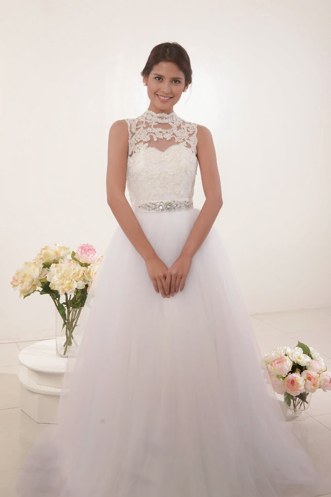 Tammy Tan 2013 Spring Bridal Collection