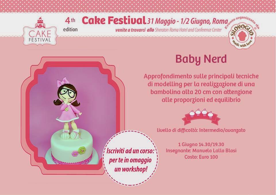 Cake Design Italian Festival Roma : Lalla al Cake Design Italian Festival di Roma Lalla s ...