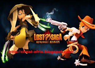 cheat lost saga new