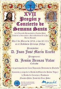Pregón y concierto 2016