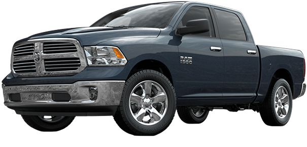 New dodge RAM 1500 2013