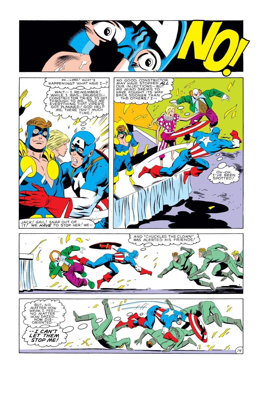 Captain America (1968) Issue #283 #199 - English 15