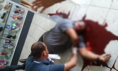 AL: Policial militar é morto a tiros por bandidos durante suposta tentativa de assalto à loja