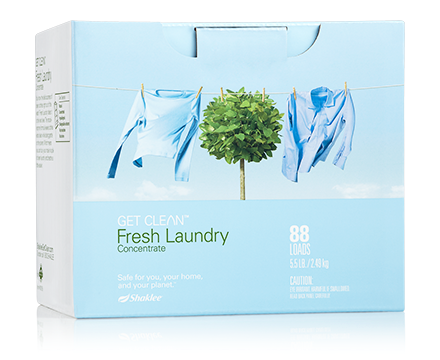 Fresh Laundry Concentrate Powder