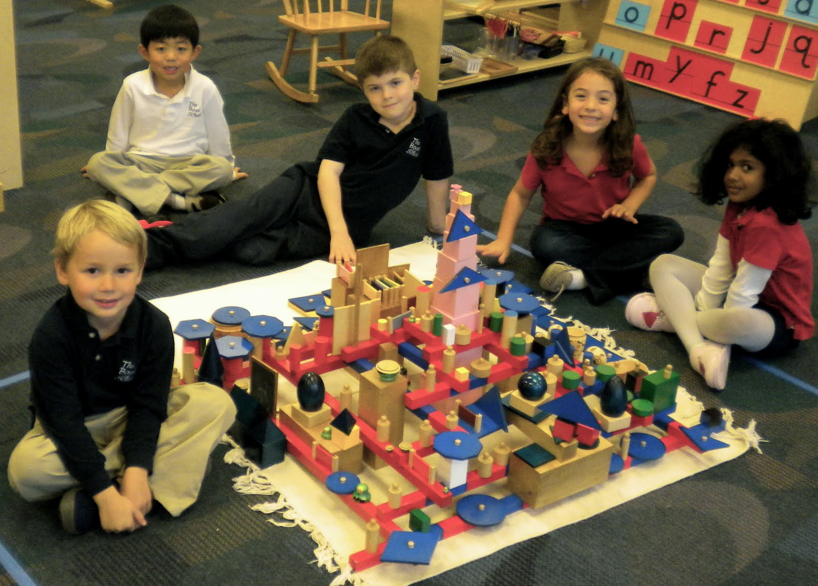 montessori creative imagination In his book, maria montessori: as from a creative experience individually tailored assignments, children explore topics that capture their interest and imagination and share them with their classmates are there any tests in montessori programs.