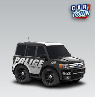 Ford Flex 2009 Police Interceptor