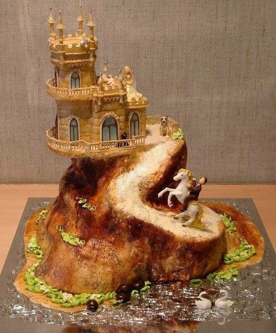 najdziwniejsze+torty+weselne,+tort+wesel