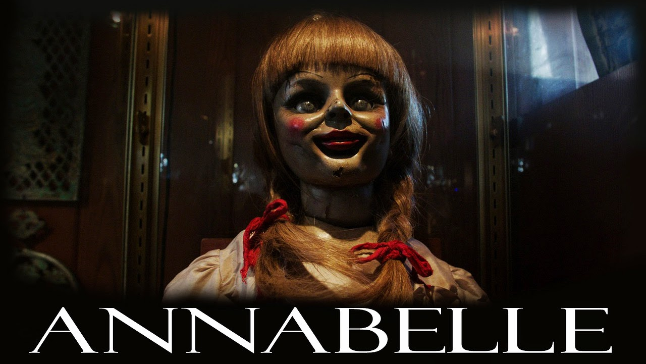 annabelle, movie review, review