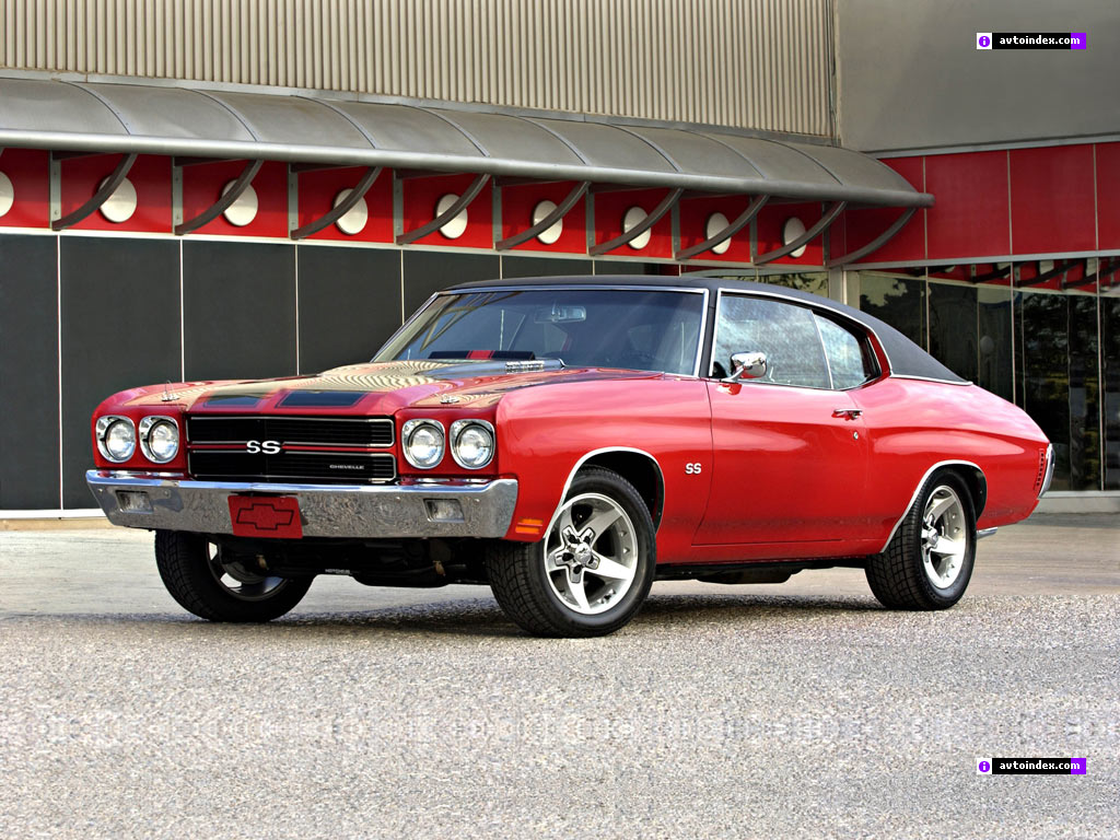 The Hottest Muscle Cars In The World 1970 Chevelle Ss 454