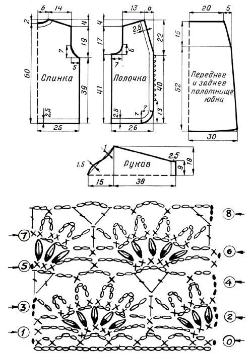 Схема вязания свитера английской резинкой фото 810