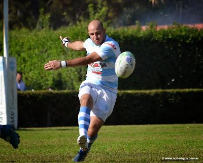 Nicolás Albertini, apertura de Gimnasia y Tiro
