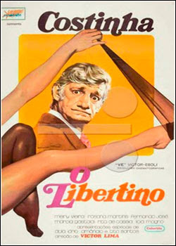 Download - O Libertino - DVDRip - AVI - Nacional