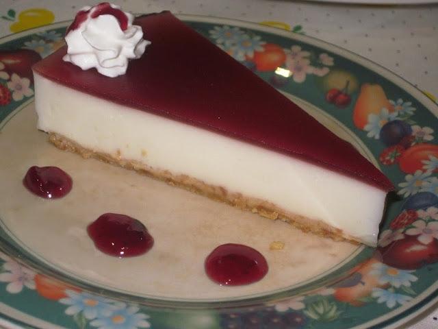 Tarta de queso crema y cuajada 02