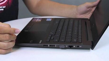 O modelo PU401LA-WO075 é equipado com um processador Core i7 4500U, de quarta geração e sendo o modelo mais básico desta linha