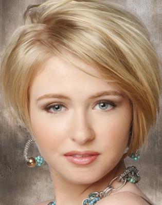 Angela Geis Blogs: Short Layered Hairstyles