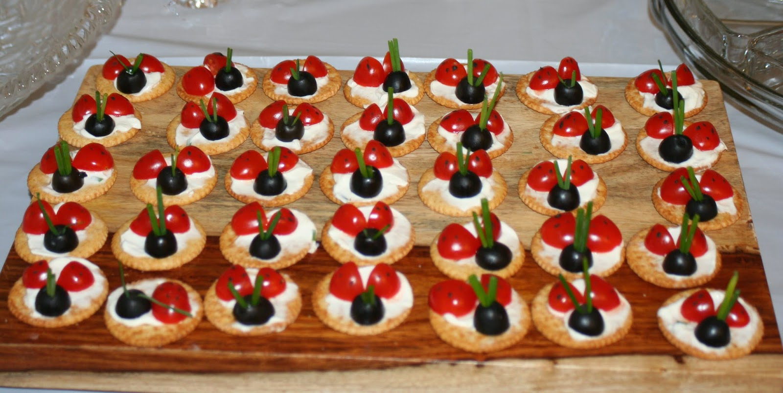 birthday party appetizers finger foods