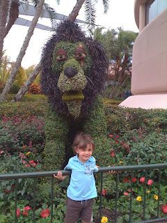 Disney's Epcot Flower and Garden Festival