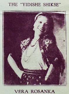 Vera Rozanka, di yidishe shikse