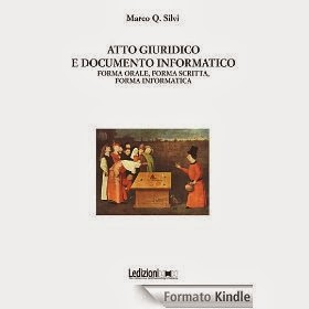 Atto giuridico e documento informatico - ebook