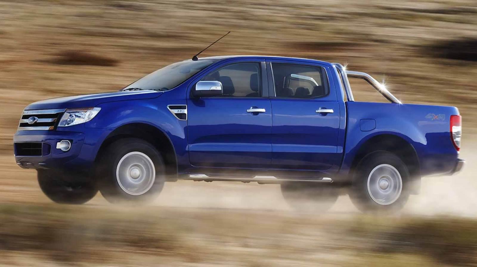 Ford Ranger XLS 2.2 Diesel 2013 2014 - recall