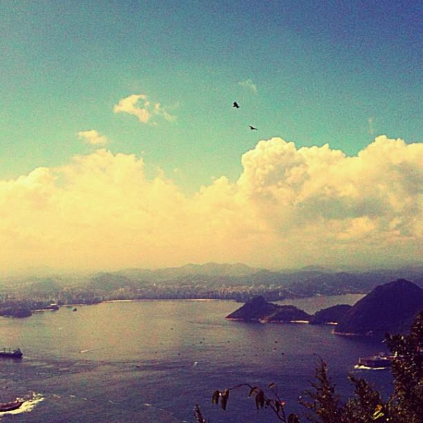 beach,clouds,Rio de Janeiro,Pablo Lara H