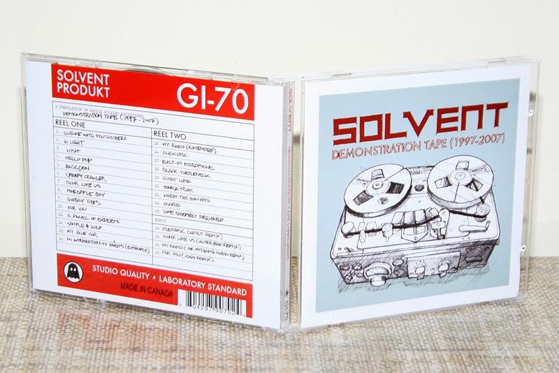 Solvent - Demonstration Tape (1997-2007)