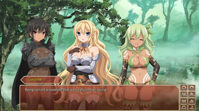 Sakura Fantasy PC Gameplay Hot