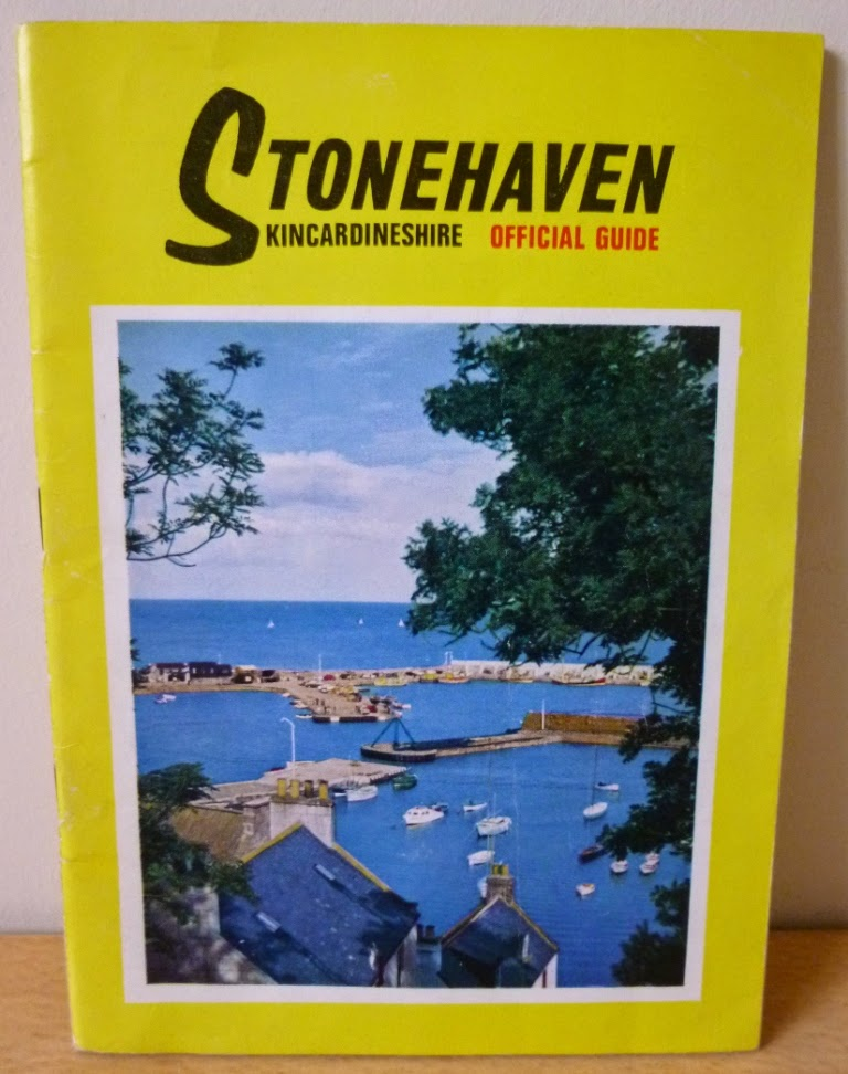 The Stonehaven Official Guide, designed and produced under the authority of the Town Council by Mearns Publications. Printed by Langstane Press, Aberdeen