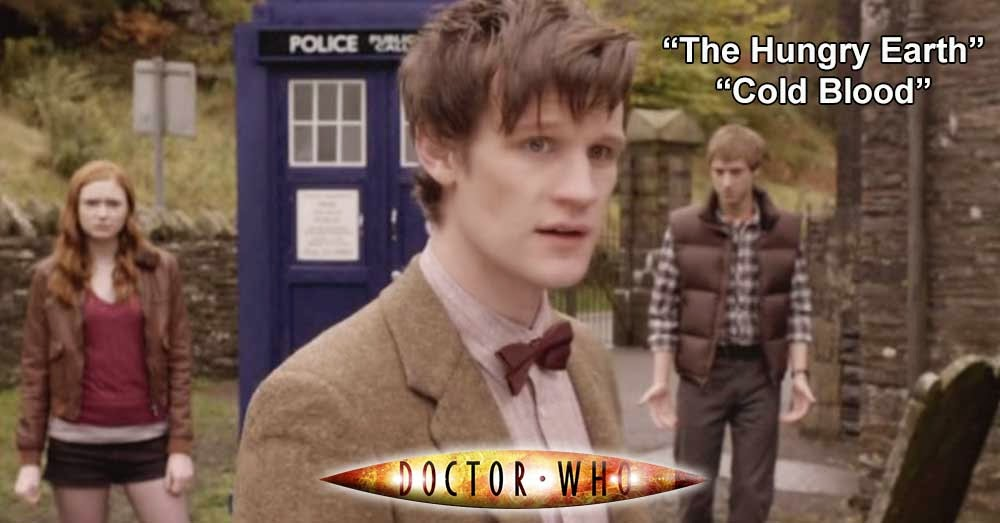 Doctor Who 209: The Hungry Earth