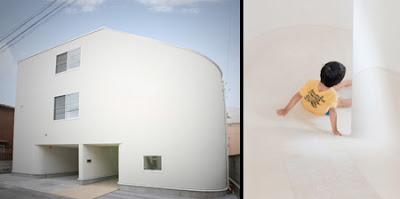 Creative Slide House in Tokyo