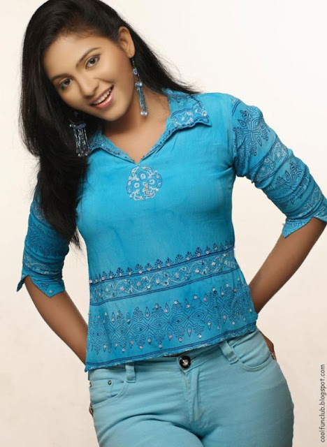 Anjali, Indian Film Actress and Model Photoshoot