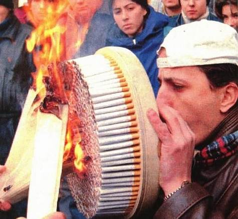 funny cigarette picture
