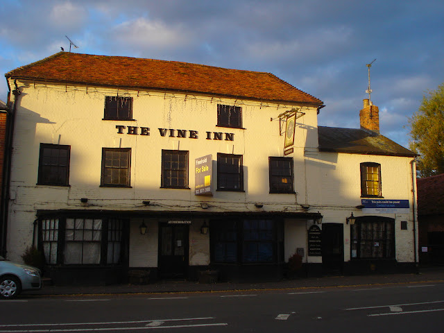 The old pub has been sold