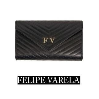 Queen Letizia  -  FELIPE VARELA Bags