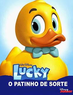 Lucky: O Patinho de Sorte - HDTV Dublado