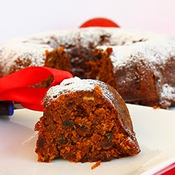 Christmas Fruit Cake / Kerala Plum Cake Recipe
