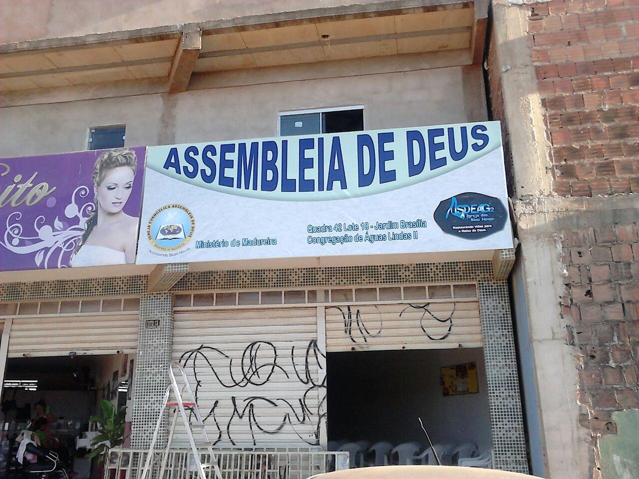 Congregação do Jardim Brasília