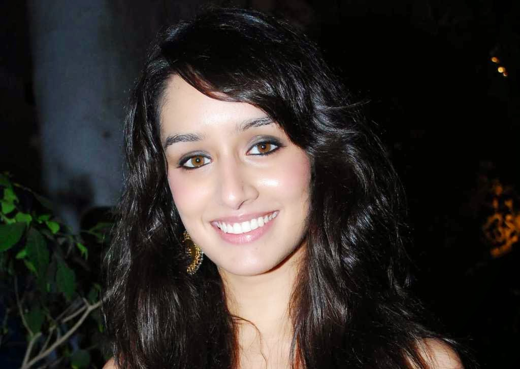 Actress Shraddha Kapoor