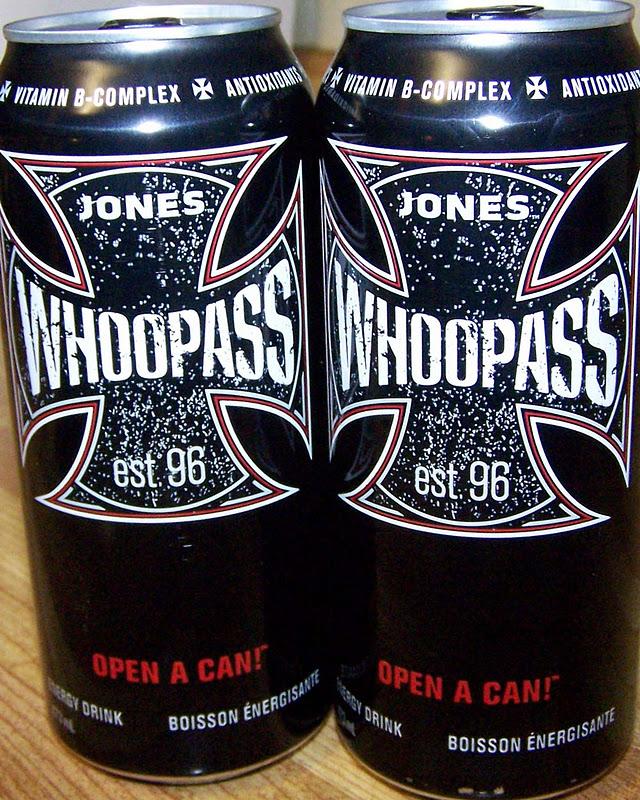Whoop Ass Drink 84