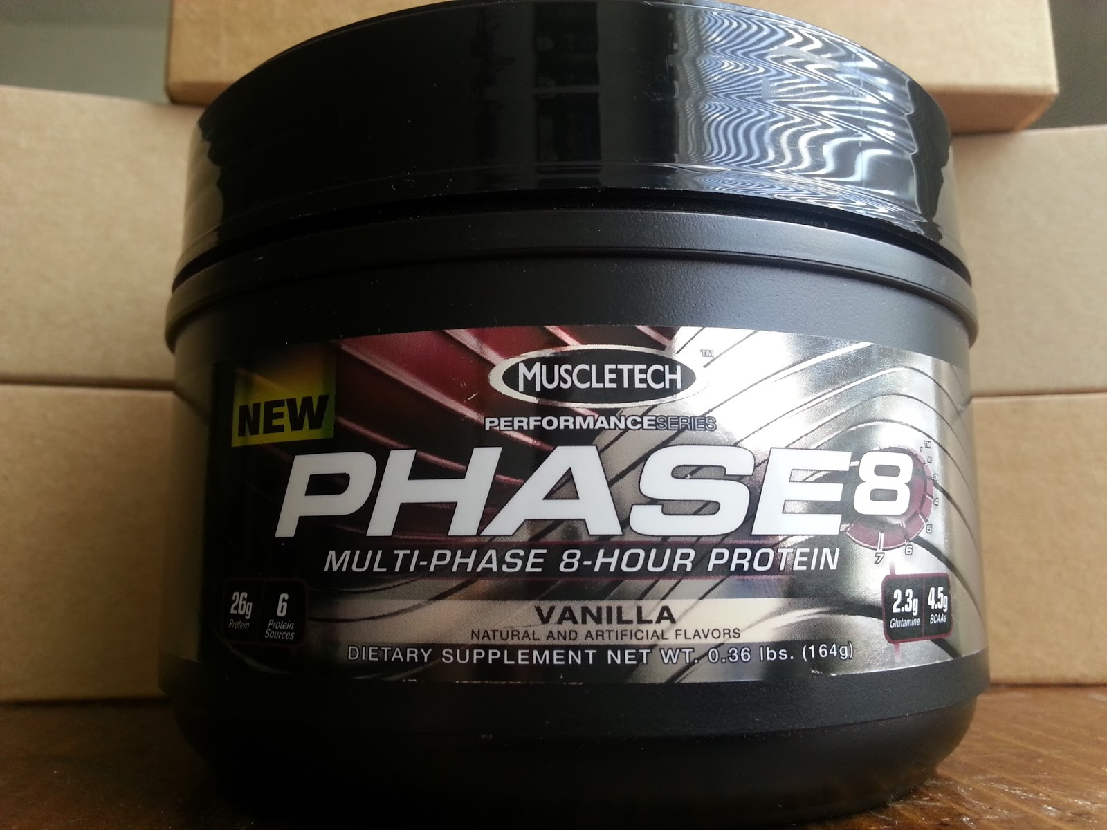 3 phase protein recension