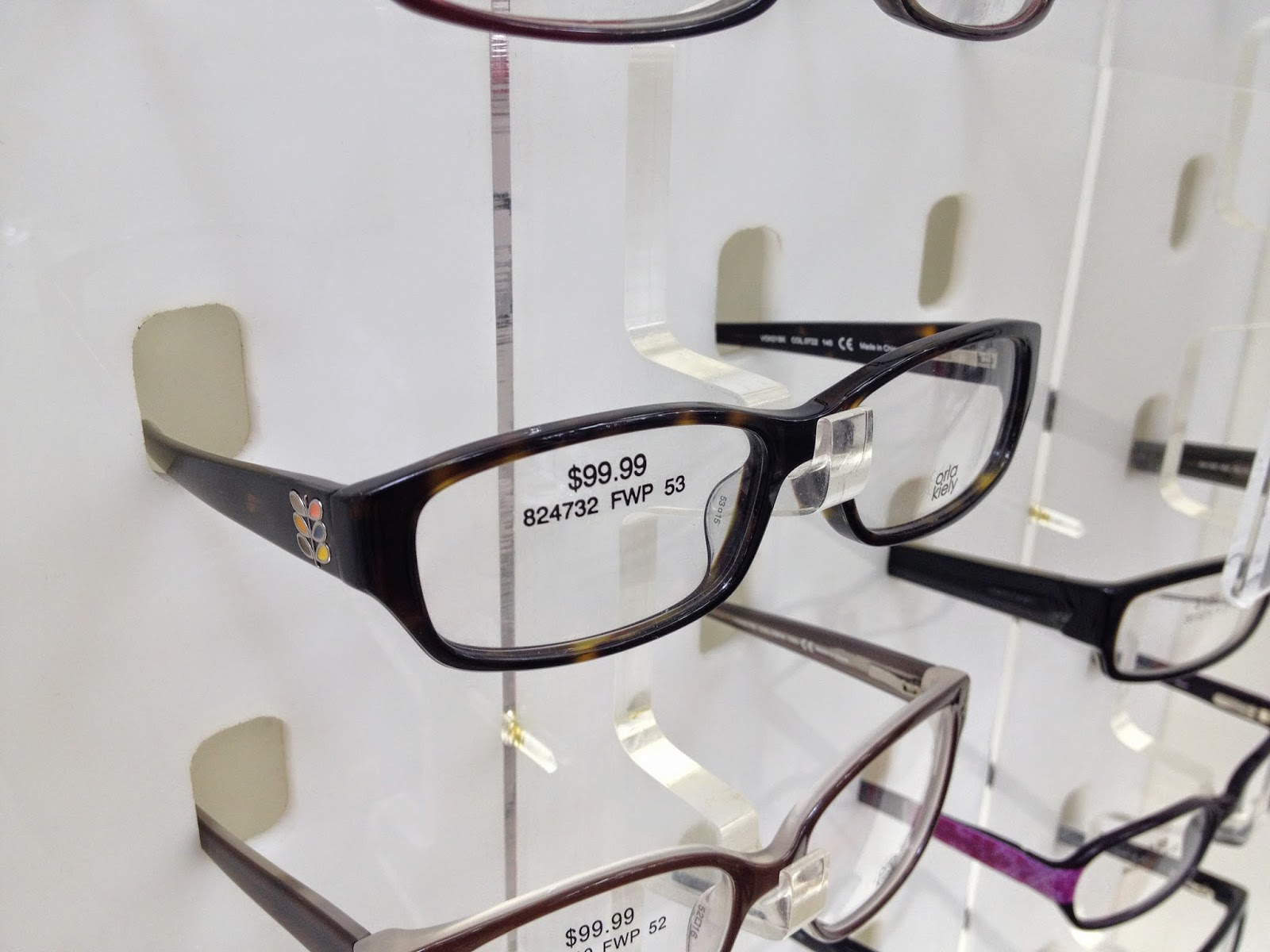 I Love Orla Kiely: Orla Kiely Optical: Eyeglasses and Sunglasses