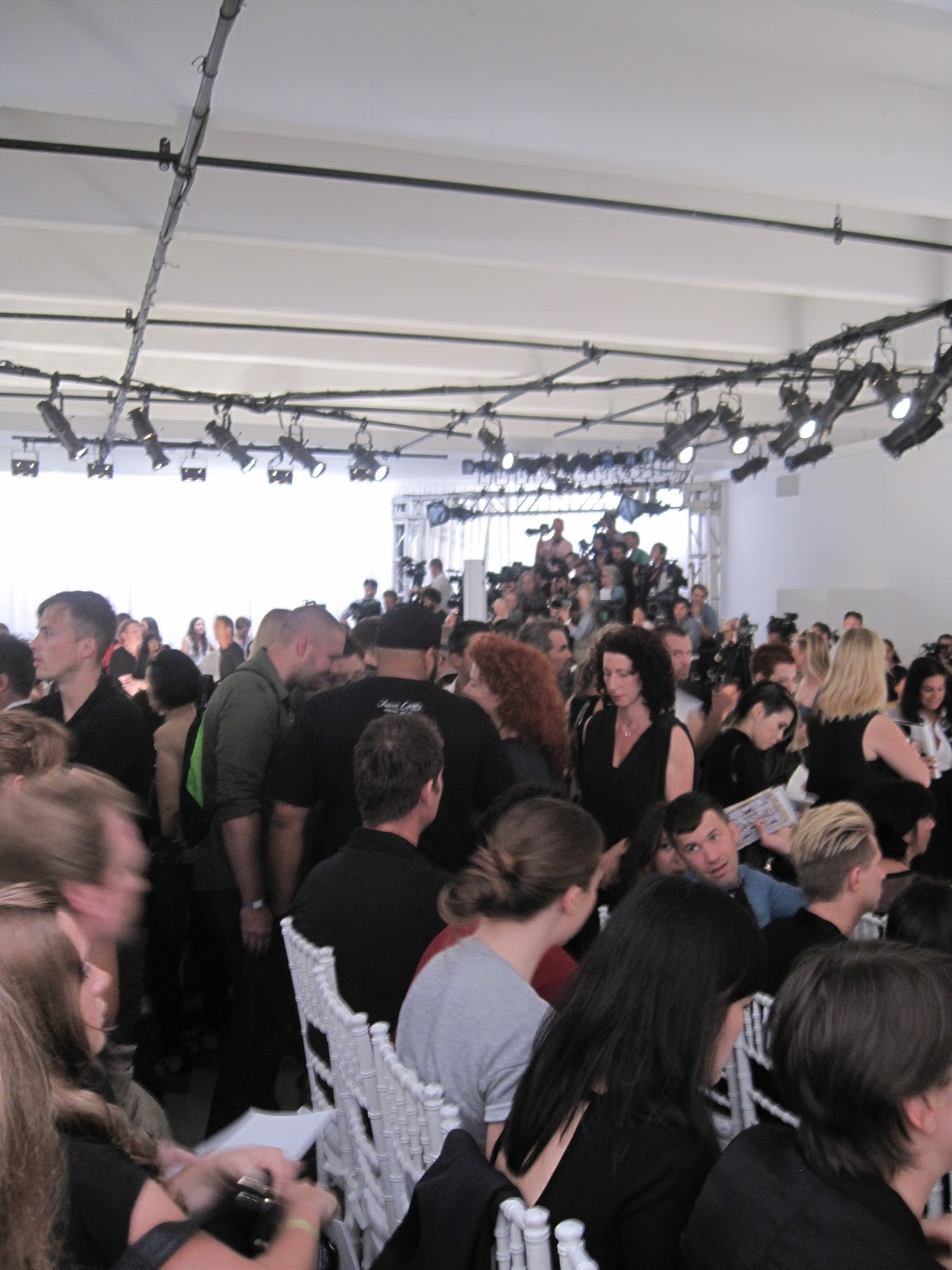 Jason Wu S/S Show, Brizo New York Fashion Week