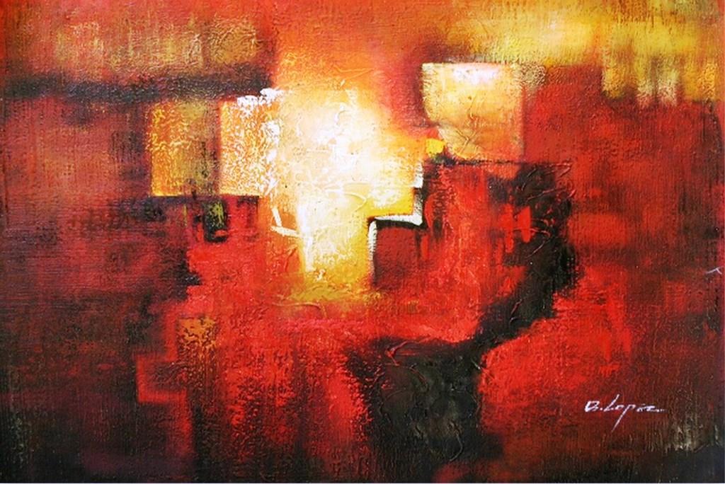 Pinturas al Óleo Fáciles (Galería) | Bodegones y Paisajes Cuadros ...
