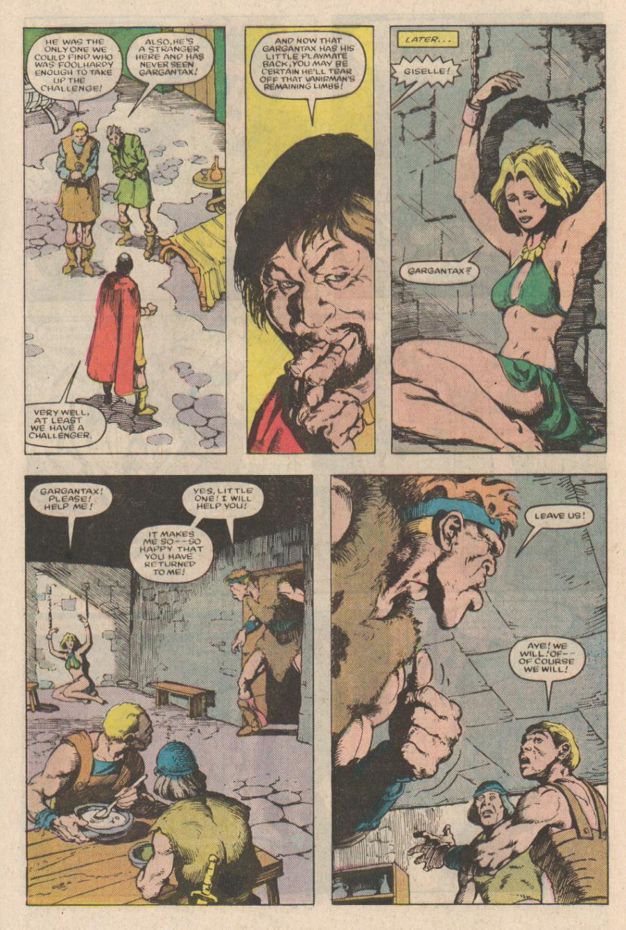 Conan the Barbarian (1970) Issue #166 #178 - English 12